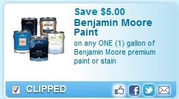 image regarding Benjamin Moore Paint Coupons Printable named Coupon Inform: Loved ones [[Benjamin Moore Paint, Comet + Further