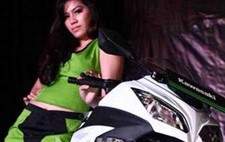 Kawasaki Ninja 250r Texas