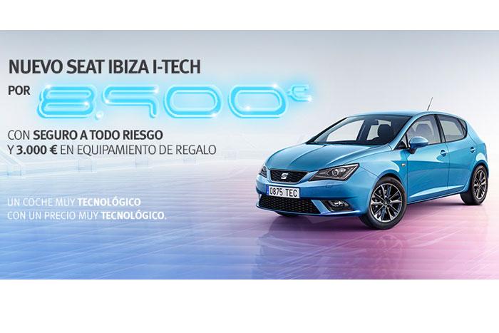 Nuevo  #SEATIbiza I-TECH