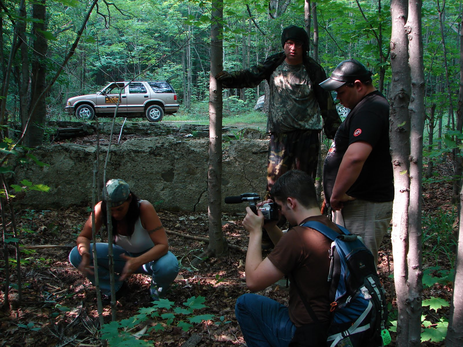 Paranormal Adventurers Debut Bigfoot Hunter: Still Searching