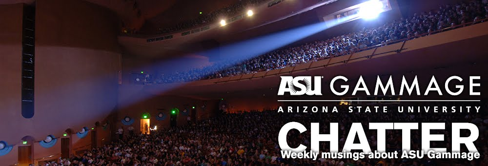 ASU GAMMAGE CHATTER