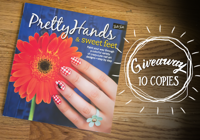 My Book Debut! Pretty Hands & Sweet Feet and a GIVEAWAY!