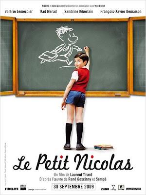 Le petit Nicolas Película apta para todos los públicos. El Pequeño NIcolás