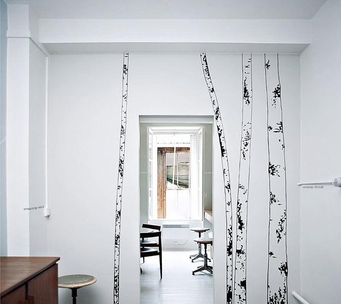 Adesivi da muro cambia faccia alla tua casa arredamento - Stickers testata letto ...