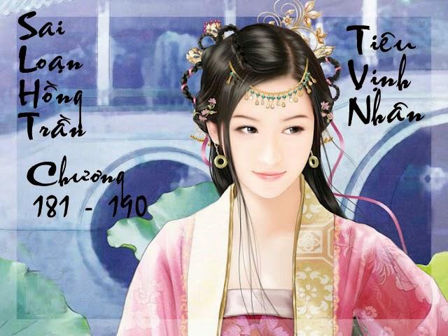 Sai Loạn Hồng Trần - Chương 181 - 190 | Bách hợp tiểu thuyết