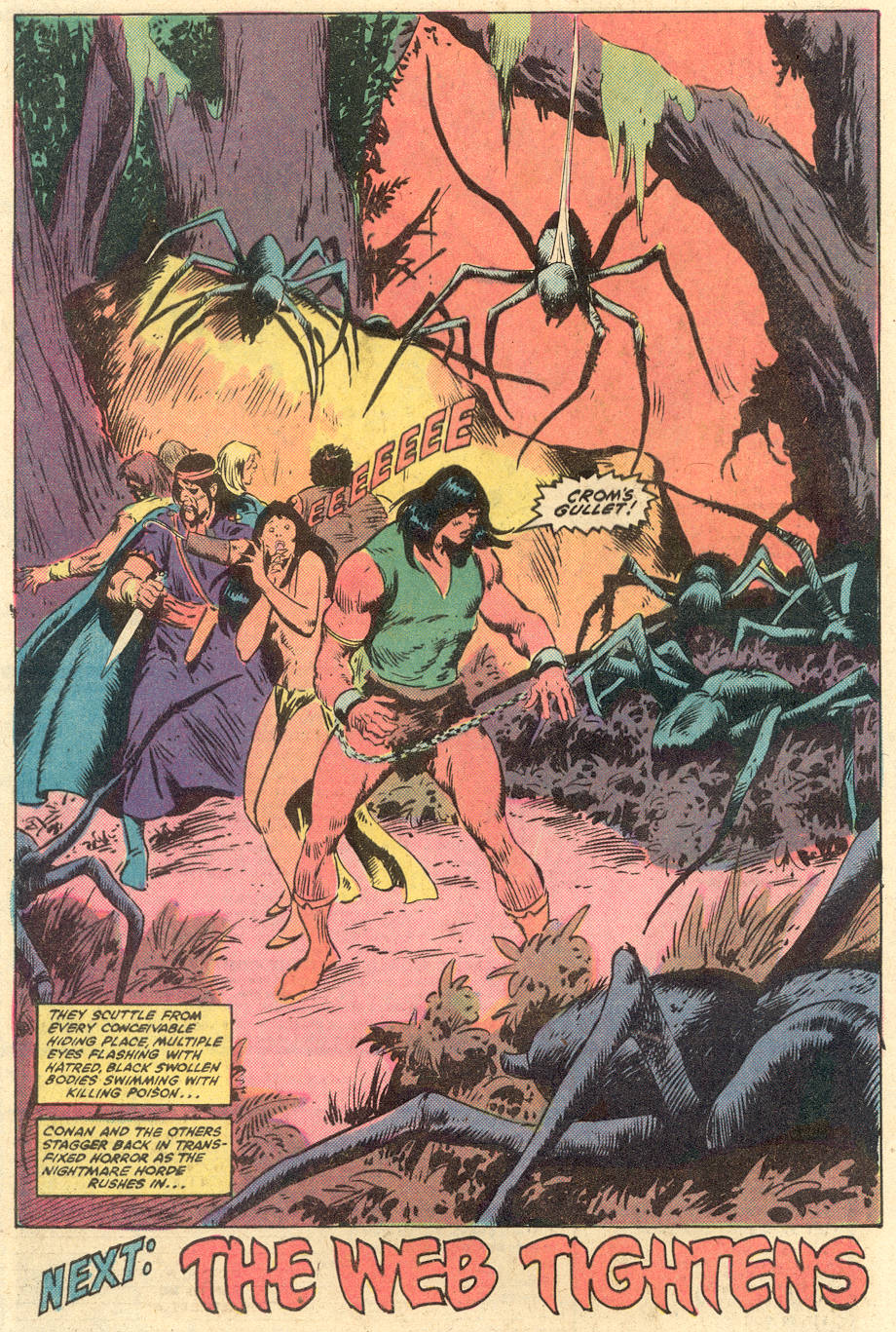 Conan the Barbarian (1970) Issue #140 #152 - English 23