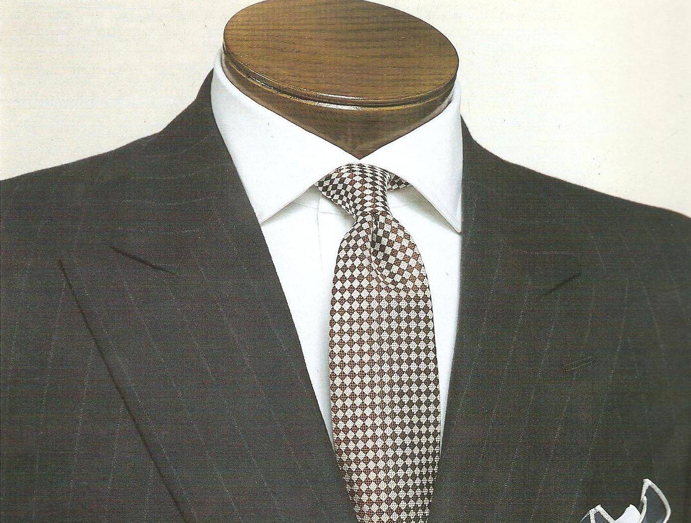Men of color style all about shirts for What is a spread collar shirt
