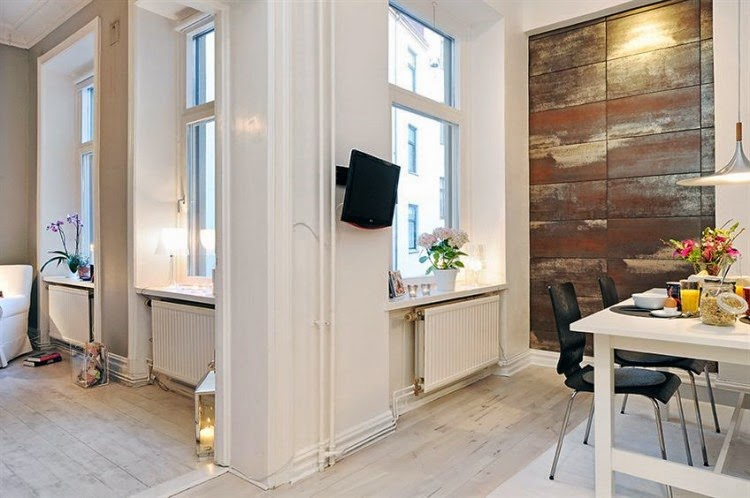 Minimalist Scandinavian Apartment Design from Gothenburg, Sweden | MODERN INTERIOR