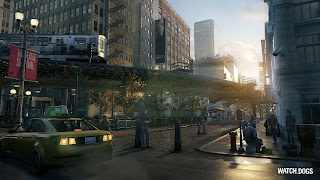 Watch Dogs City 15