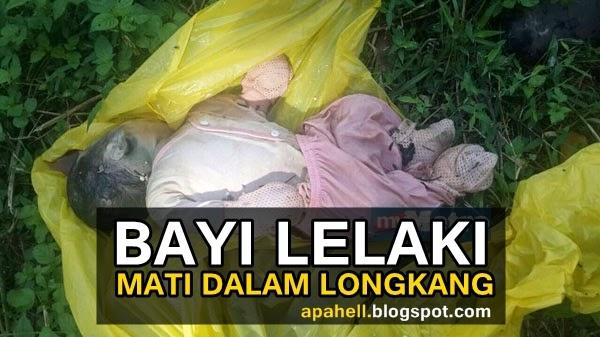 Bayi Lelaki Cukup Sifat Mati Dalam Longkang http://apahell.blogspot.com/2014/09/bayi-lelaki-cukup-sifat-mati-dalam.html