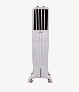 Buy Symphony 50 Liter Diet 50T Air Cooler White Rs. 7118 only at PaytM After Cashback