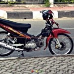 motor modifikasi yamaha jupiter z