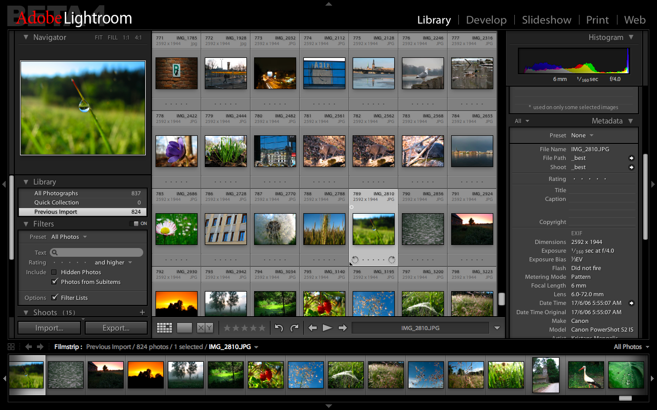 Download Adobe Photoshop Lightroom 5.6