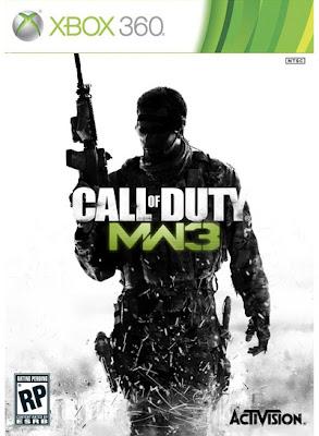 Call of Duty: Modern Warfare 3 (X-BOX360) 2011 Baixar grátis torrent