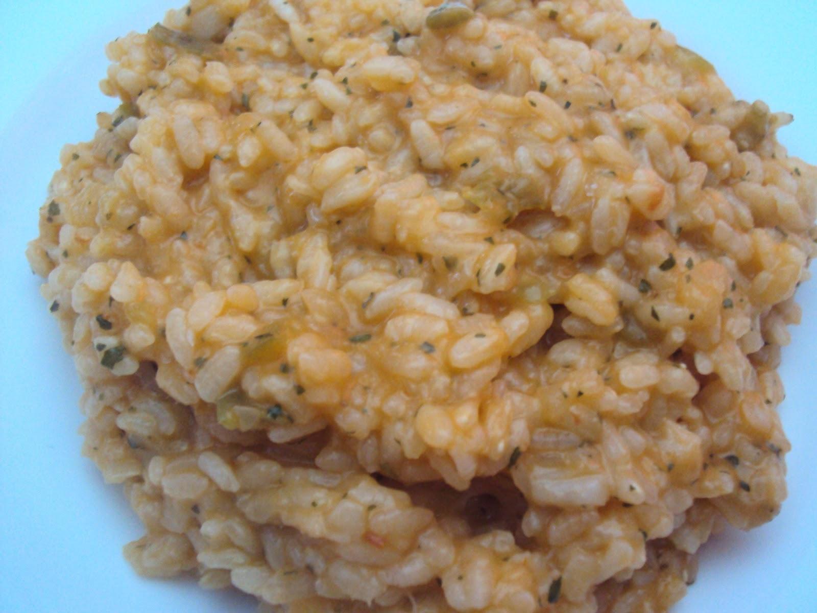 Lixcocina arroz cremoso con bacalao - Arroz blanco con bacalao ...