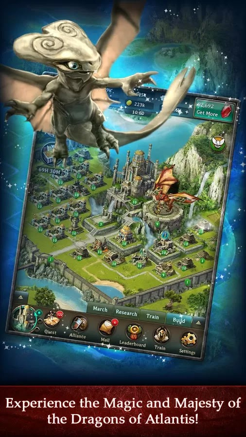Dragons of Atlantis: Heirs v1.0.5