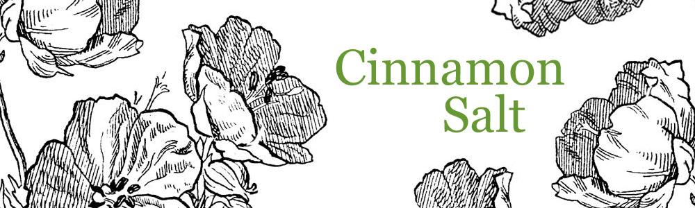 Cinnamon Salt