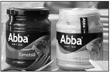 ABBA band name meaning - Abba fish food