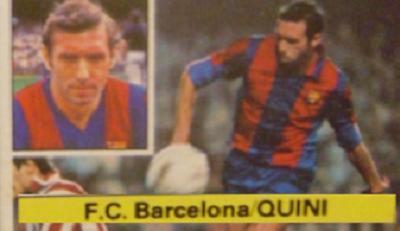 Quini - Barcelona