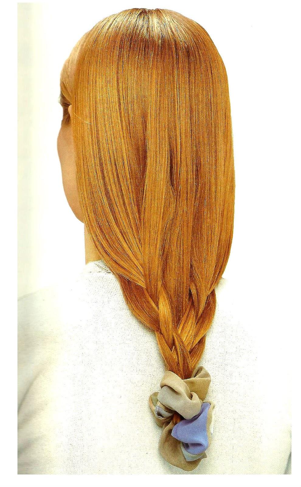 Peinados Fáciles paso a paso (FOTOS) enfemenino - Diferentes Peinados Paso A Paso