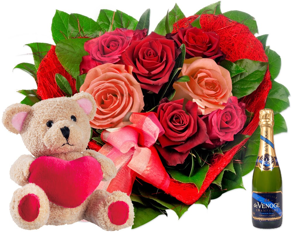 Valentine's Day Flowers pictures