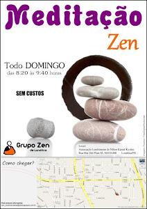Meditação Zazen com Grupo Zen
