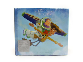 toy story complete score