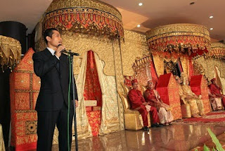 Contoh Pidato Saat Acara Pembukaan Pernikahan