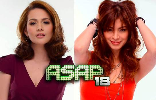 Angel Locsin and Bea Alonzo Showdown on ASAP 18 (June 16)