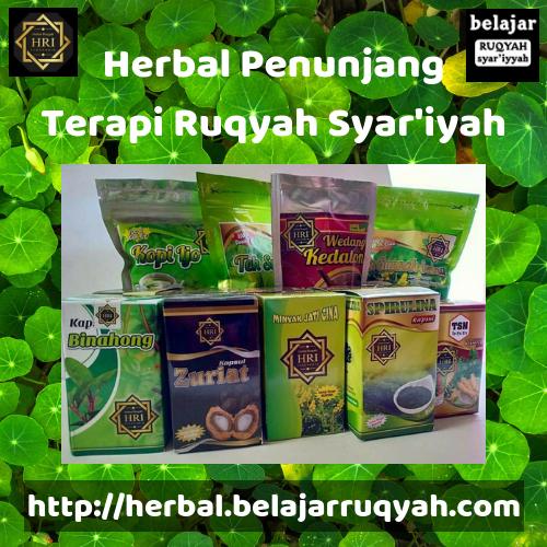 Herbal Penunjang Ruqyah