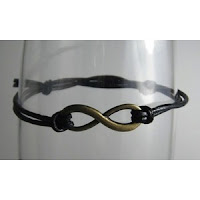 Infinity Bracelet Leather5