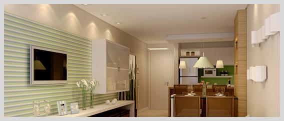 decoracao de apartamentos pequenos de praia : decoracao de apartamentos pequenos de praia: Imobiliários: Dicas para decorar o seu apartamento de praia