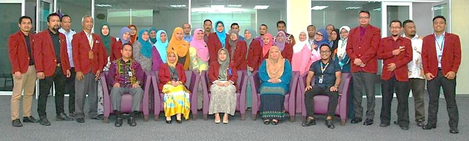 Pergarah Bersama Ketua Perpustakaan Daerah/Cawangan dan Penyelia Zon PDK