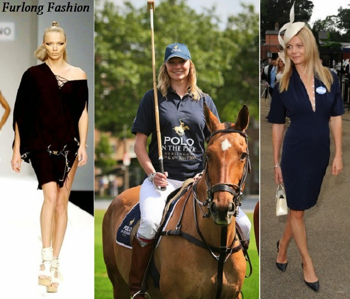 Jodie Kidd Face of Investec Epsom Derby