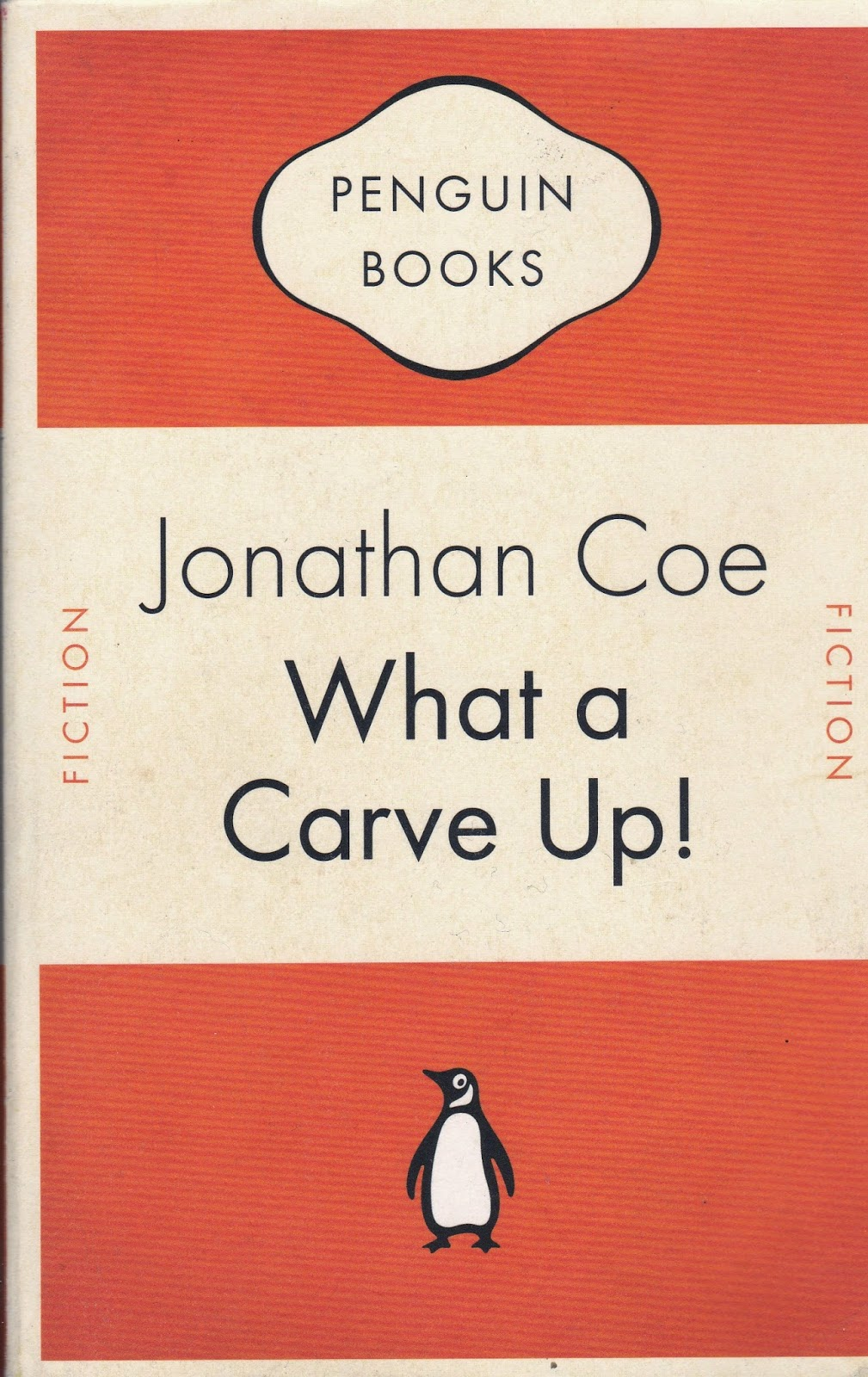 """Image result for What a Carve Up"""" by Jonathan Coe."""