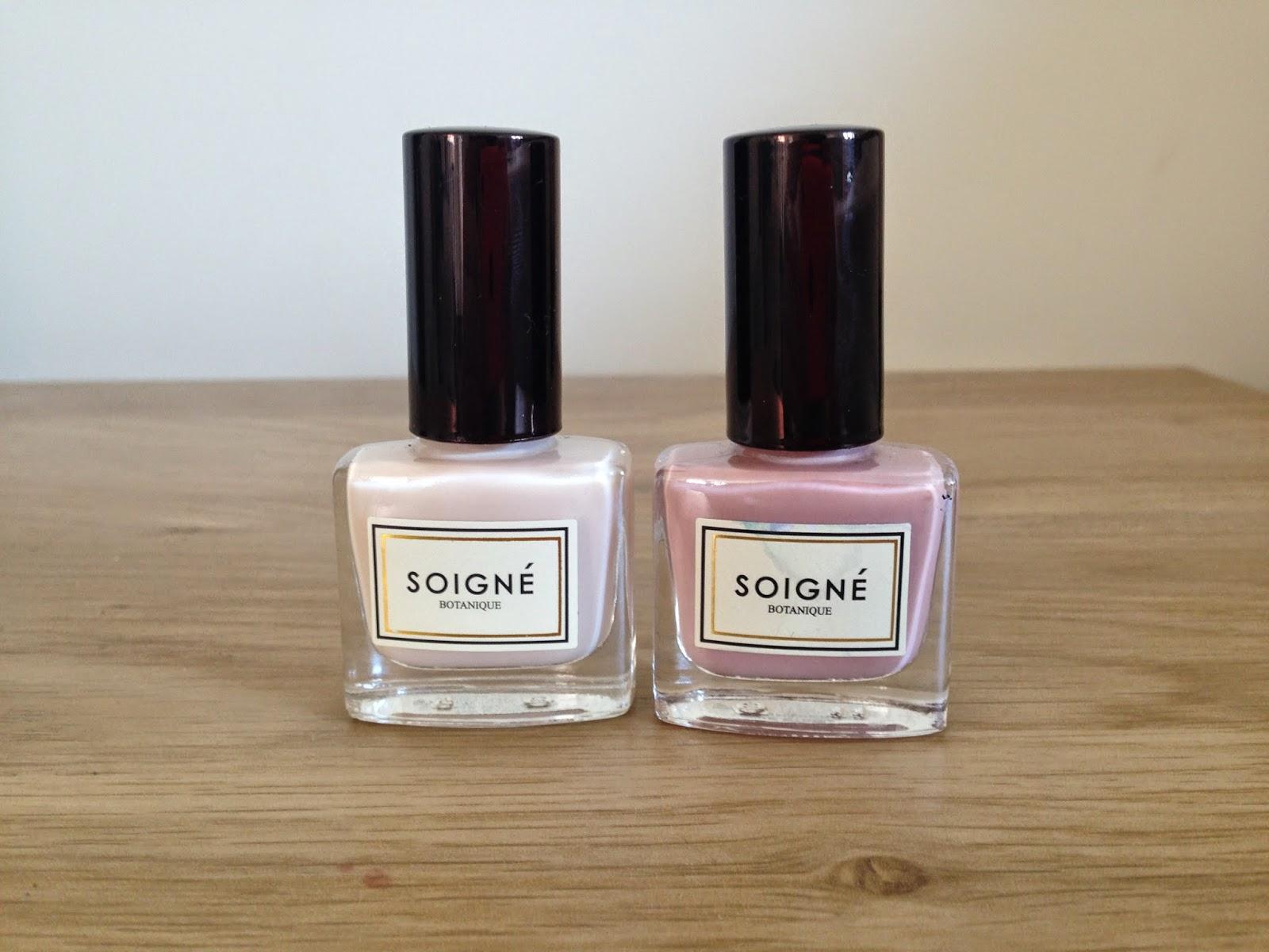 Soigne Nails French Manicure