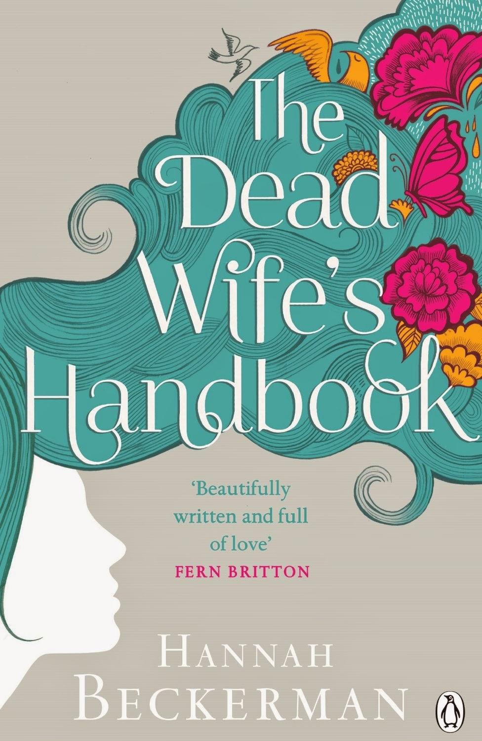 Book Club...The Dead Wife's Handbook- Hannah Beckerman