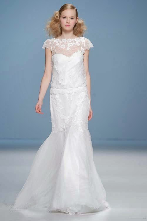2015 Simple Wedding Dresses Collection by Cymbeline