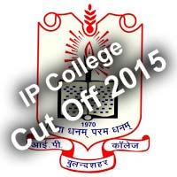 Indraprastha College for Women Merit List 2015