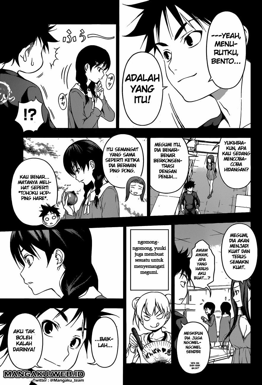 Shokugeki no Souma Chapter 63-7