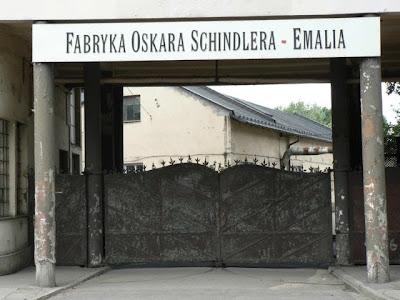 cracovia, fabbrica di Schindler