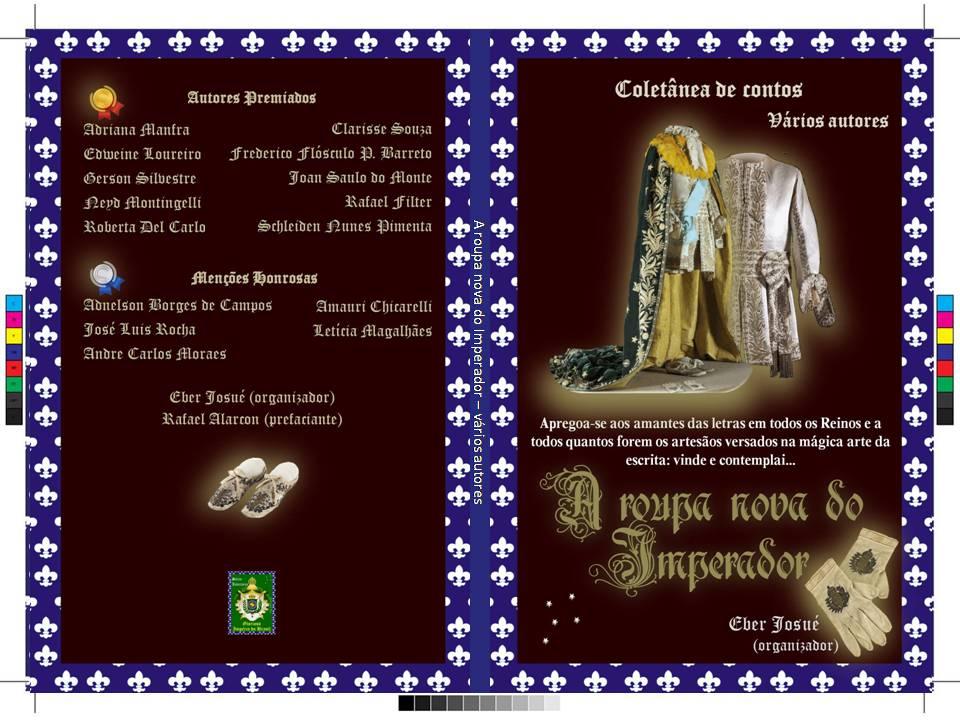Coletânea Contos (org Eber Josué)