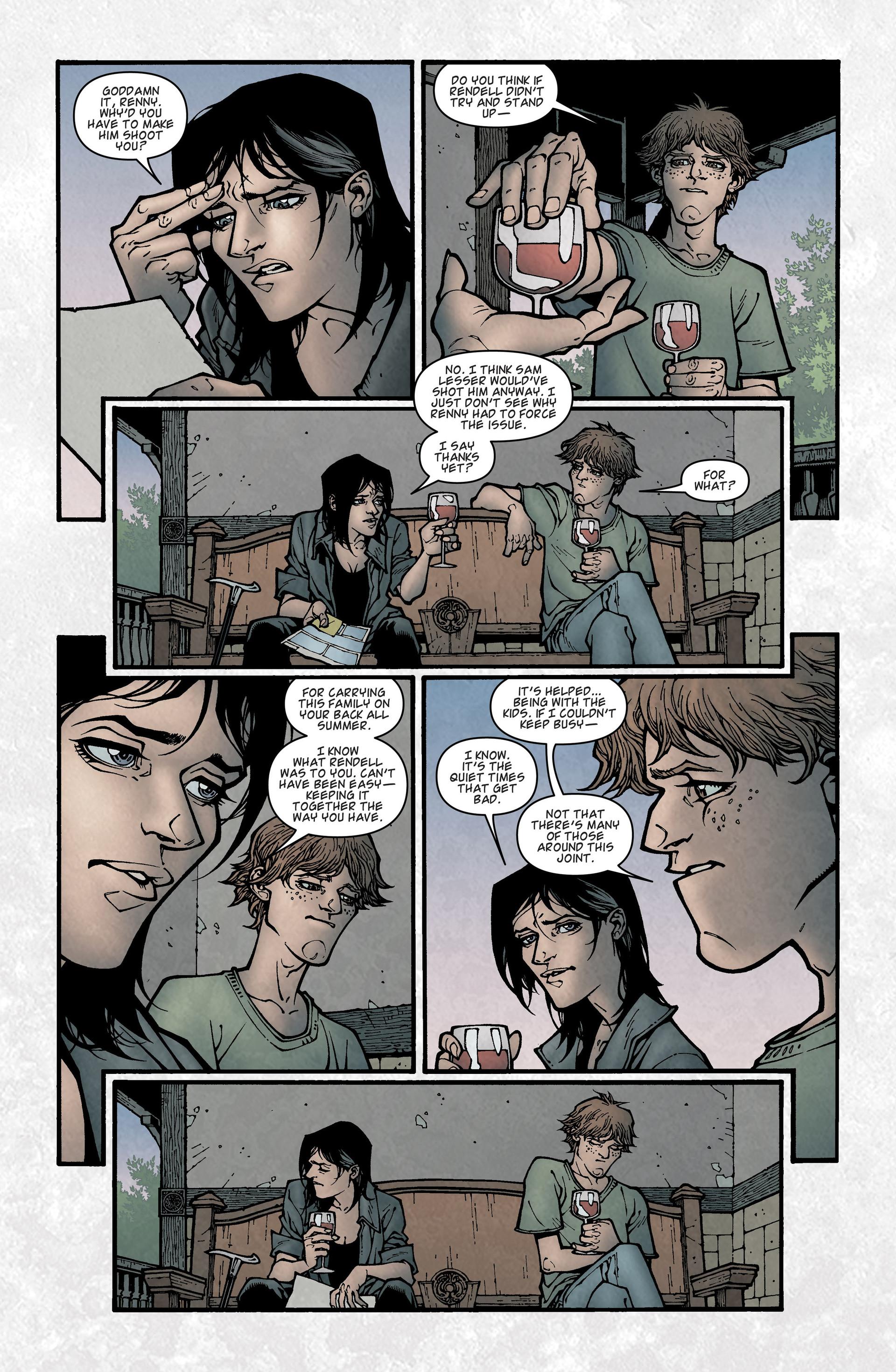 Locke & Key (2008) Issue #2 #2 - English 5