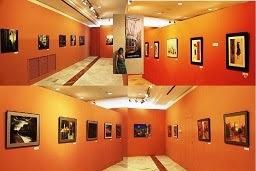 """EXPOSICION DE PINTURA """"UN VIAJE PERSONAL"""" 2013"""