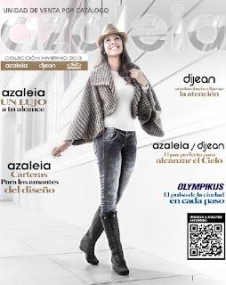 catalogo azaleia invierno 2013