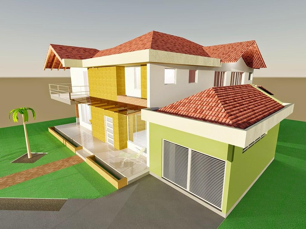 Arquitecto pablo restrepo for Fachadas de casas campestres de un piso