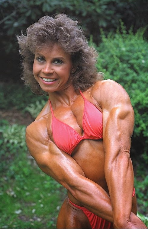 2015 08 01 Archive >> 80's Female Muscle: July 2014