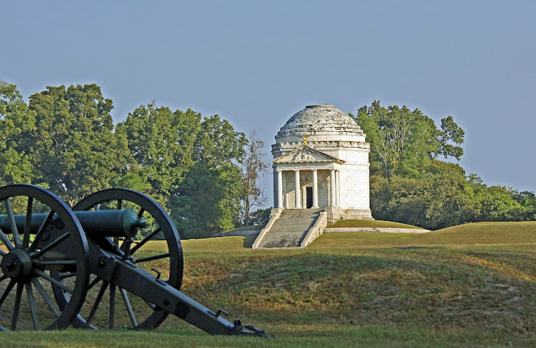 Illinois State Memorial, Vicksburg Military Park