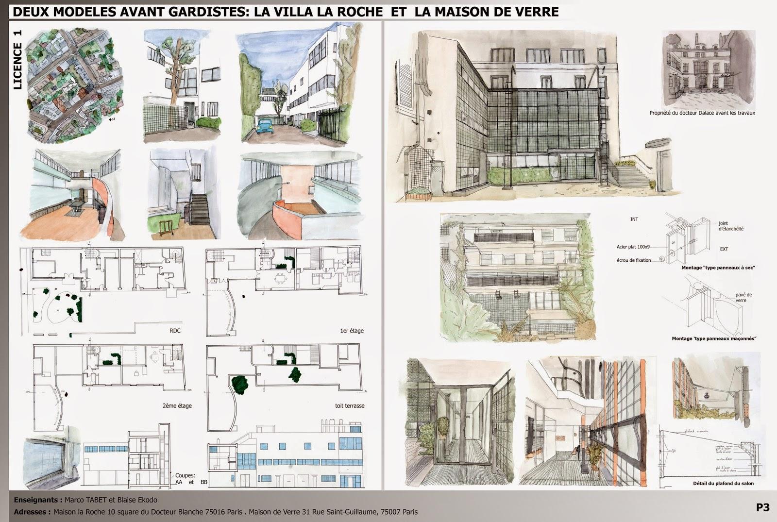 lor u00e8n andrieu architecte d e  mai 2014