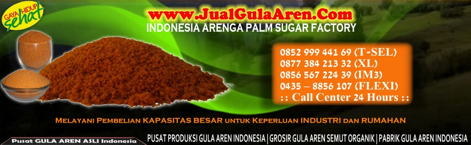 PABRIK GULA AREN MURAH | PUSAT GROSIR GULA AREN | PALM SUGAR FACTORY